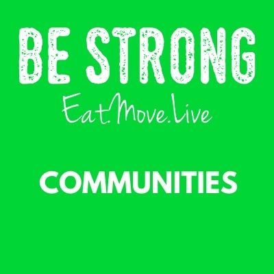 Be Strong Communities